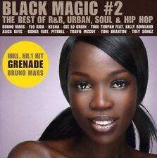 Black Magic (2011) | CD | 2:Bruno Mars, Flo Rida, Usher feat. Pitbull, Ke$ha,...