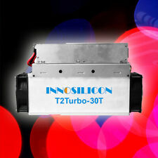 🔥 Innosilicon T2T 30Th/s BTC ASIC Miner with PSU 🔥 NEW