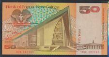 Papoea-Guinee Pick-Aantal: 11a ongecirculeerd 1989 50 Kina (8860524