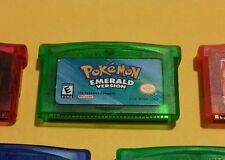 Pokemon: Emerald Version (Nintendo Game Boy Advance, 2005) US Seller! With Case!