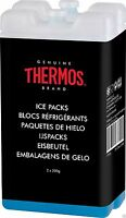 Thermos Ice Pack Twin 2x100g or 2 x 200g or 2 x 400g for COOL BAGS, LUNCH BOX