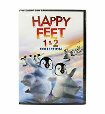 Happy Feet/Happy Feet Two (DVD, 2013, 2-Disc Set)