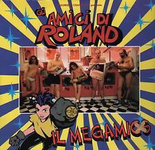 """GLI AMICI DI ROLAND - RARO MIX 12 POLLICI """" IL MEGAMICS """""""