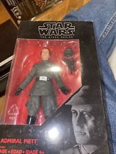 Admiral Piett Star Wars Black Series Sealed