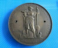 """#3579# France, Médaille, """"Ligue Nationale contre l'Alcoolisme"""""""