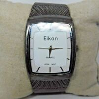 Vintage Eikon Stainless Steel Quartz Watch