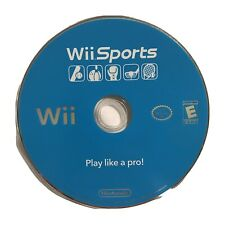 Wii Sports (Wii, 2006) - DISC ONLY Tested Working
