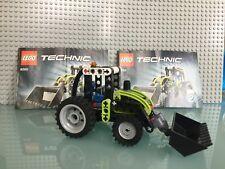 Lego Technic 8260 Traktor - Vollständig, mit Anleitung in sehr gutem Zustand