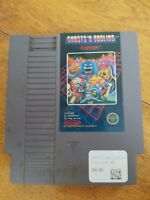 Ghost 'N Goblins 5 Screw Variant Nintendo Nes Tested Authentic