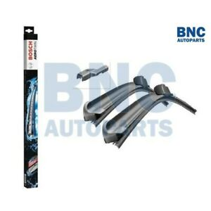 Bosch Aerotwin Flat Front Wiper Blade Set for Ford Fiesta - 2017-2019