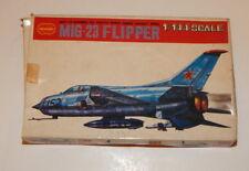 Paramount Mig-23 Flipper 1/144 Scale Model Kit NIOB R16425