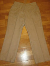 cotton traders stone textured trousers size 24 leg 31 brand new tags