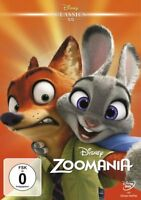 Zoomania - Walt Disney Classics (2016)[DVD/NEU/OVP] Im Schuber