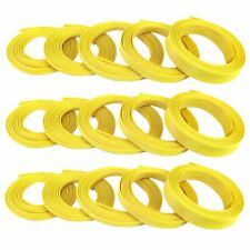 "5/8"" Neon Yellow Engine & Harness Wire Loom - 150 Feet hot muscle car street rat"