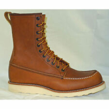 26baa0532a4 Leather Narrow (C, B) Boots for Men for sale | eBay