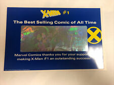 X-Men (1992) (VF) The Best Selling Comic of All Time PROMO HOLOGRAM!