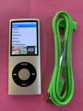 Apple iPod nano 4th Generation Silver (8 GB)