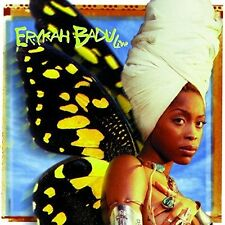 Erykah Badu Baduizm-Live (1997) [CD]