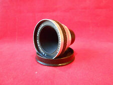 Carl Zeiss Jena Biotar 2/25mm for Pentaflex 8