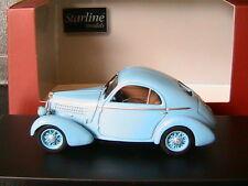FIAT 508 CS BALILLA BERLINETTA 1935 AZZURE STARLINE 518338 1/43 AZUR BLEU BLAU