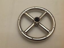 FR6: 6″ Round Single Ring 316 Stainless (not Lessor 304) Fire Pit Ring w/ Plug