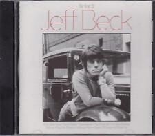 JEFF BECK - THE BEST OF - CD - NEW -