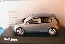 VW GOLF VI 6 TSI 2008 3 PORTES GREY METAL SCHUCO 1/43