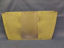 PIPER PA-23-250-C AZTEC AIRCRAFT FLOOR BOARD SHEET METAL