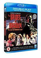 BRIDES OF DRACULA PETER CUSHING BLU-RAY/DVD U.K. REGION B/R2 HAMMER CLASSIC