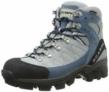 Scarpa Women's Kailash GTX Pewter/Jeans Hi-Trail Fly Hiking Boots $209 NWOB