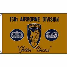 13th Airborne Flag 5 x 3 FT - United States Of America