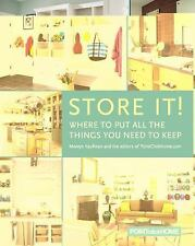 Store It!: Where to Put all the Things You Need to Keep-ExLibrary