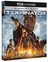 TERMINATOR - GENESYS (BLU-RAY 4K Ultra HD + BLU-RAY) A. Schwarzenegger