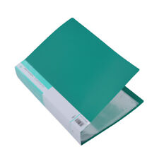 A4 Display Book Documents Storage Portfolio Folder 100 Pockets W3B8