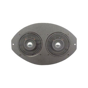 Dual Front Speaker Assembly - 140 Watts - Ford 60-12145-1