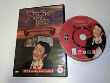 * DVD TV  SERIES COMEDY * FATHER TED THE COMPLETE 3RD THIRD *
