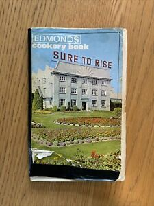 Vintage Edmonds Cookery Book New Zealand