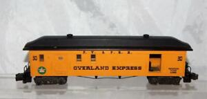 American Flyer #30 24730 Frontiersman Franklin FY&PRR Overland Express Baggage C