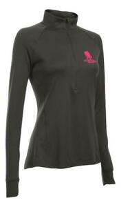 Under Armour Women's WWP Wounder Warrior Project Tech 1/4 Zip Size X-Small XS