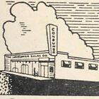 1940-50's Full Matchbook Advertising - Consumer Sales Appliances - Hartford, CT photo