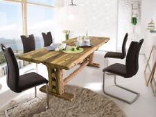 Wikinger Esstisch Massivholztisch Tisch Holztisch Esszimmertisch 200x100 eiche