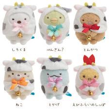Sumikko Gurashi, New Year 6 plush toy set
