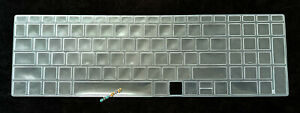 Keyboard Cover Skin Protector for HP Envy Pavilion 15m-ed*** 15m-ee*** 17m-cg***