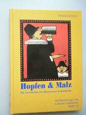 Hopfen & Malz Geschichte Brauwesen Karlsruhe 1998
