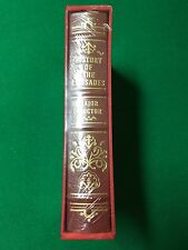 Easton Press HISTORY OF THE CRUSADES by Major Proctor NEW Sealed w/ Slipcase