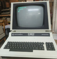 Commodore PET CBM 8032.  Works great.