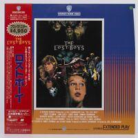 04775 F/S EX Laserdisc THE LOST BOYS [NJL-11748] w/OBI Japan
