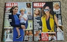Hello UK Magazine 1439/1440:KATE MIDDLETON, Prince George,Duchess of Cambridge