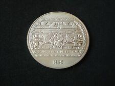 Mexico, 1 onza, 5 Pesos, 1993, Bajorrelieve de el Tajin, silver ounce