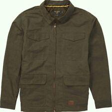 BILLABONG Men's SURPLUS WAX Jacket - ERT - Medium - NWT